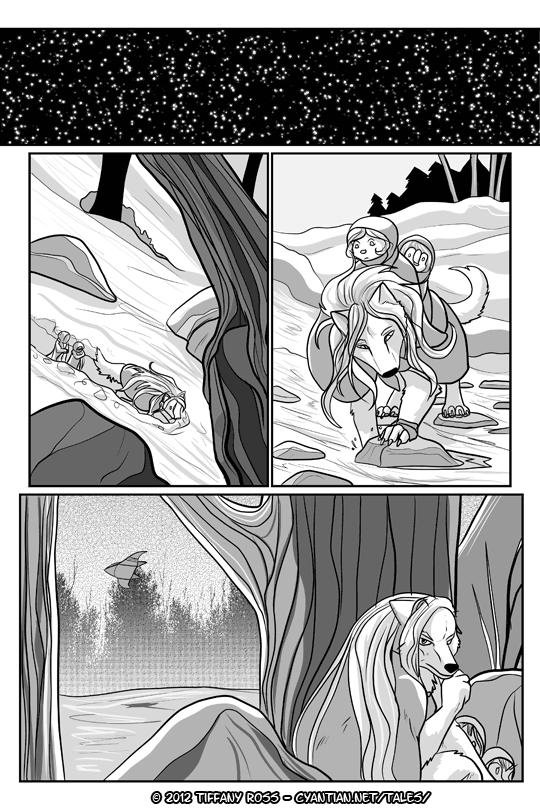 Genoworks Saga Chapter 8 Page 1