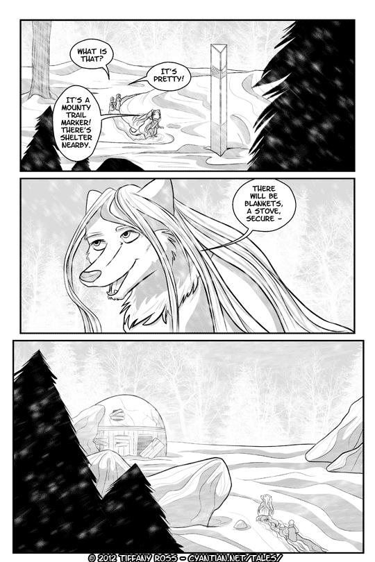 Genoworks Saga Chapter 8 Page 7
