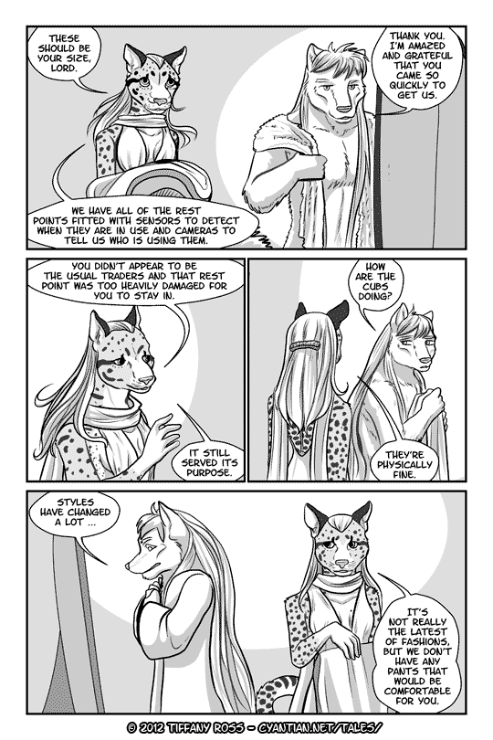 Genoworks Saga Chapter 9 Page 2