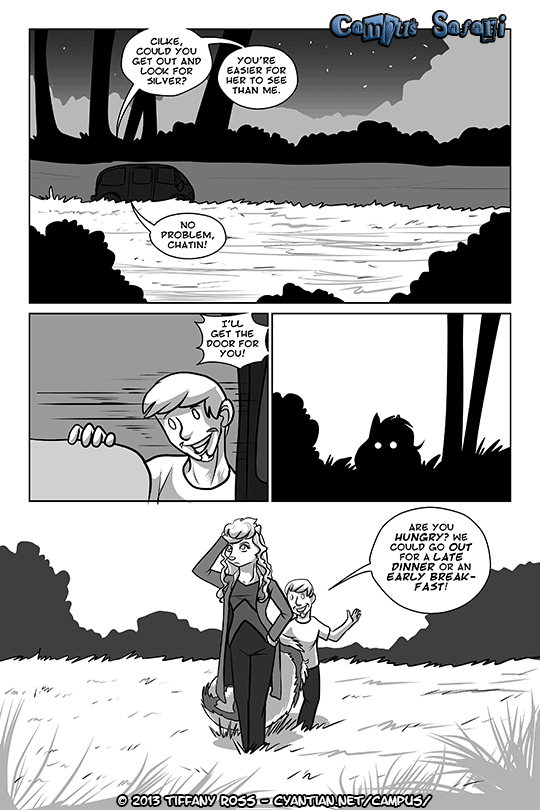Campus Safari Chapter 4 Page 2
